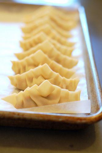 Veggie Pot Stickers | Asian Food :: | Pinterest