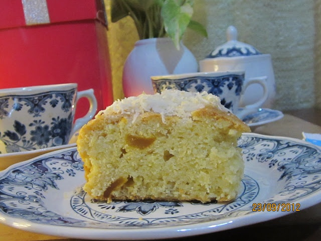 Coconut Mango Pineapple Scones Cake   Bon Appetite - Breads   Pintere ...