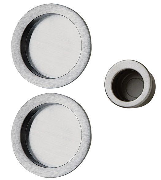 Pocket Door Hardware Round Pocket Door Hardware Pulls