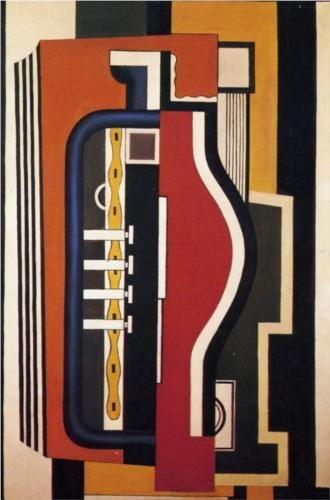 Accordion - Fernand Leger