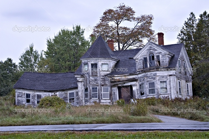 Beautiful Old Abandoned House Rotten Houses Pinterest