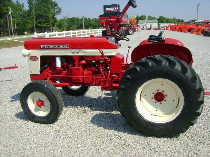 International Harvester 454 Tractor Parts : International tractor wiring diagram