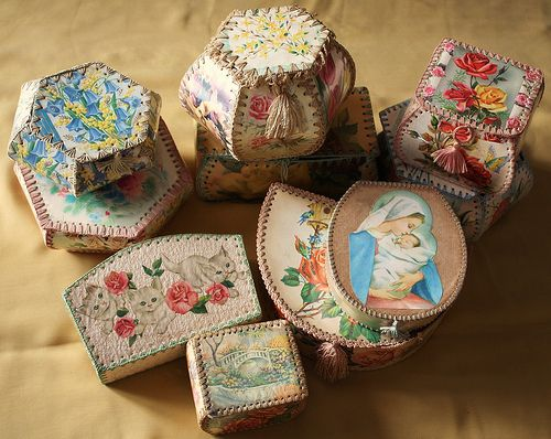 crochet box_group shop Boxes Pinterest