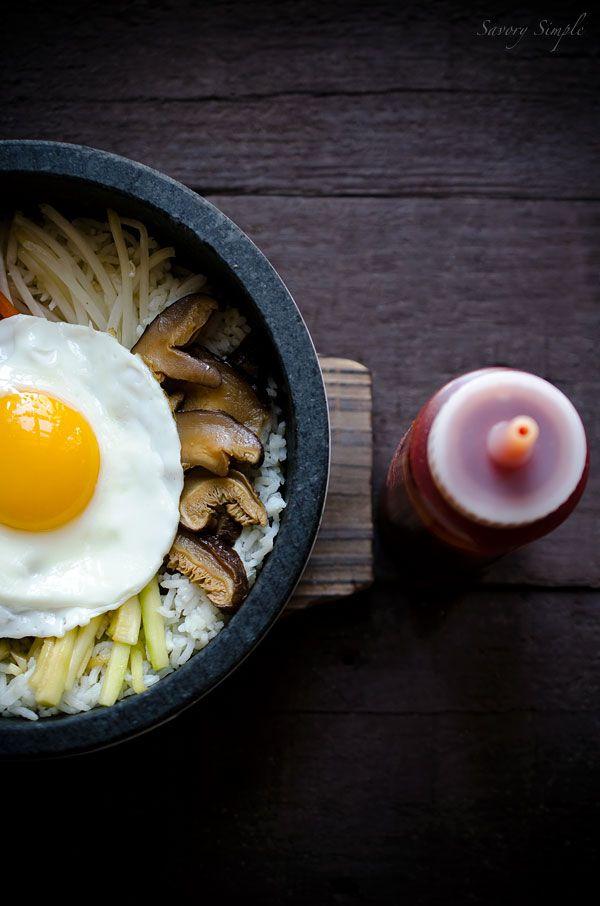 ... Korean dolsot bibimbap at home! @Jennifer Farley | Savory Simple