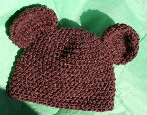 baby hat pattern crochet Pinterest