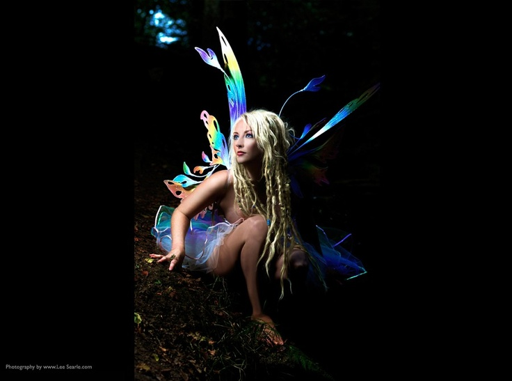 real life fairy | Faries and Fae | Pinterest