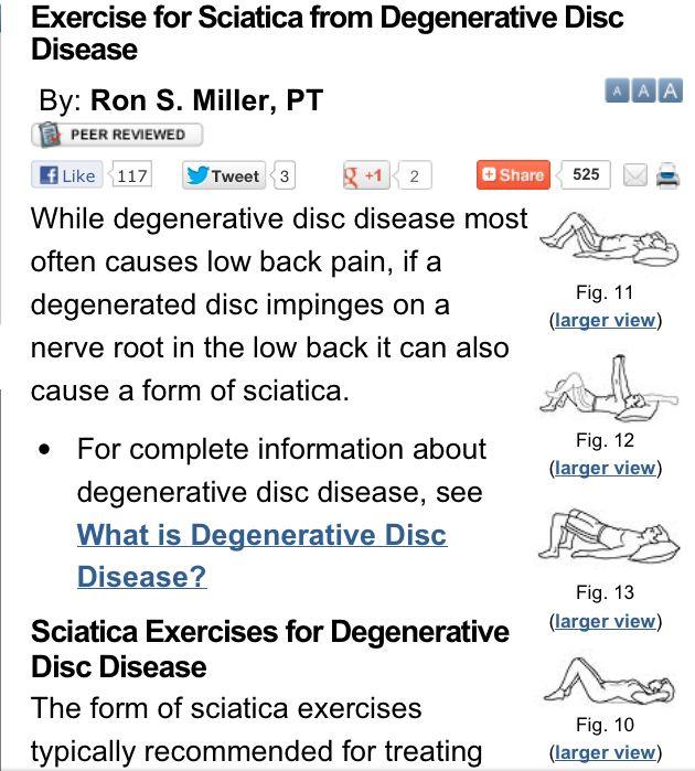 Natural Remedies For Degenerative Disk Disease