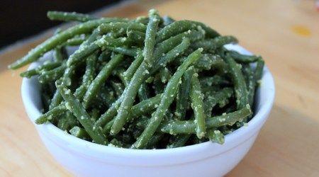Pesto Green Beans   Recipes   Pinterest