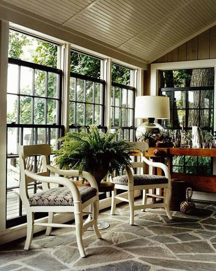 Sun Room Floors Home Pinterest