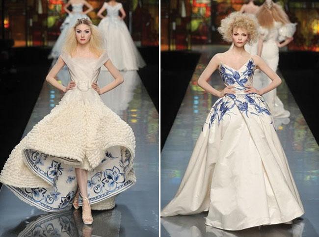 Delft Wedding Dress