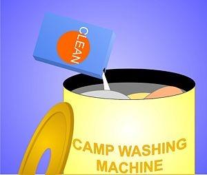 how to make a camp washing machine. Black Bedroom Furniture Sets. Home Design Ideas