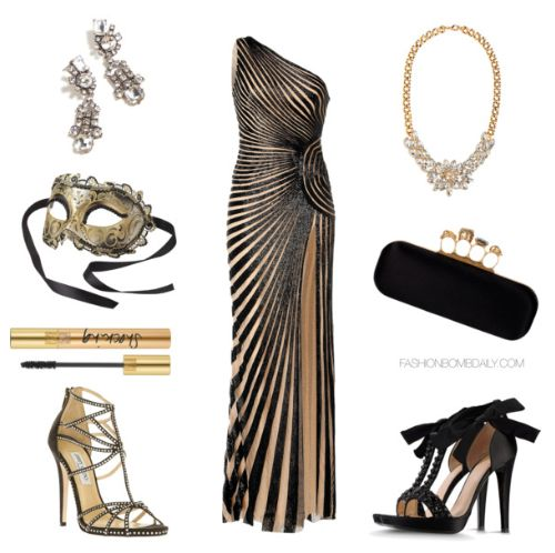 What to Wear to a Masquerade Ball