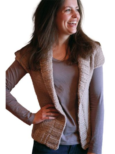 Knitting Patterns For Cardigan With Shawl Collar : Abbi: Shawl Collar Cardigan Knit Pattern Knitting ...