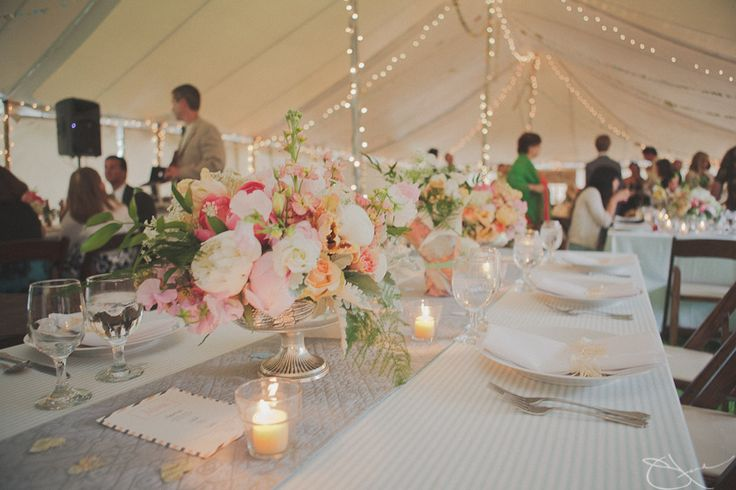 Tent Wedding In Backyard : glammed up tent for a backyard wedding  Wedding Ideas  Pinterest