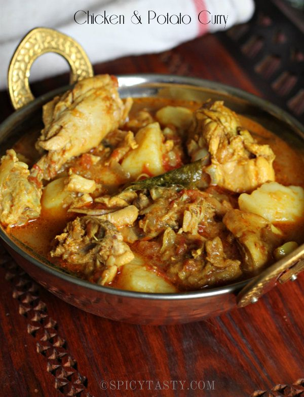 Mum's Chicken & Potato Curry Recipes — Dishmaps