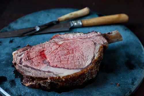 Ann Seranne's Rib Roast of Beef | Recipe