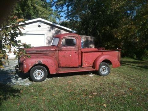Craigslist 1946 Ford Truck | Autos Post