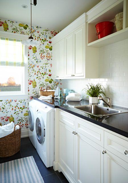 Http Www Grassclothwallpaper Net Laundry Room Wallpaper