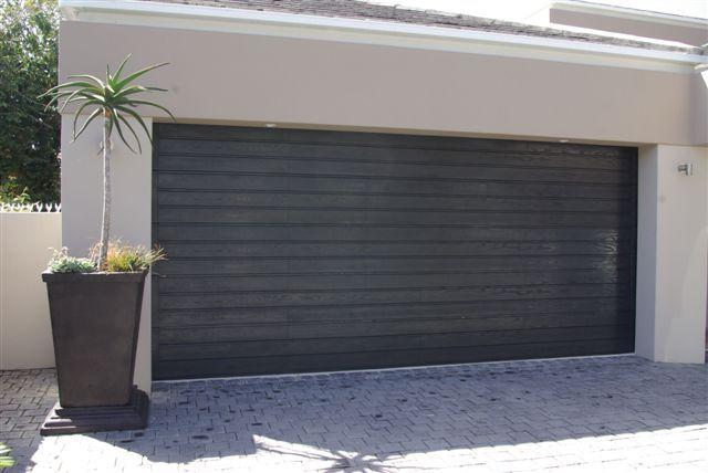 Photo Black Roller Garage Door Images Electric