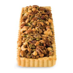 Mixed Nut Tart: From Tatte Fine Cookies & Cakes comes this luscious ...