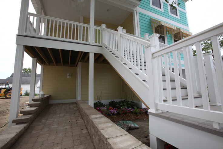 Both stairs and wheelchair accessible building hope for Building a wheelchair accessible home