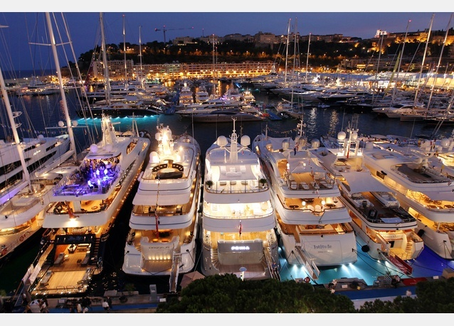 Mega yachts over 500 monaco yacht show bahrain lifestyle