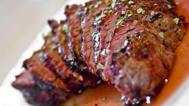 Venison or Beef steak marinade | Grill | Pinterest