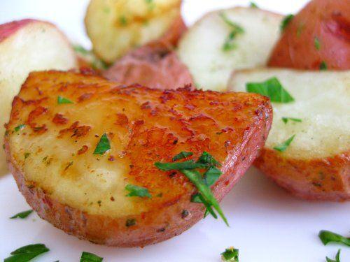 Red Potato Recipes