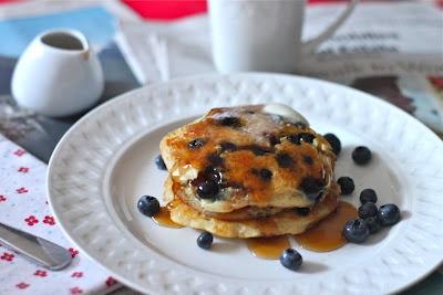Joy the Baker's Single Lady Pancakes | The Corner Kitchen | Pinterest