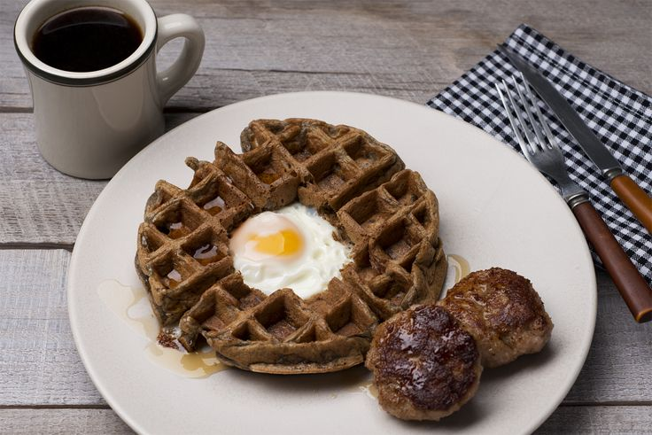 Toad In The Waffle Recipe | Food Republic