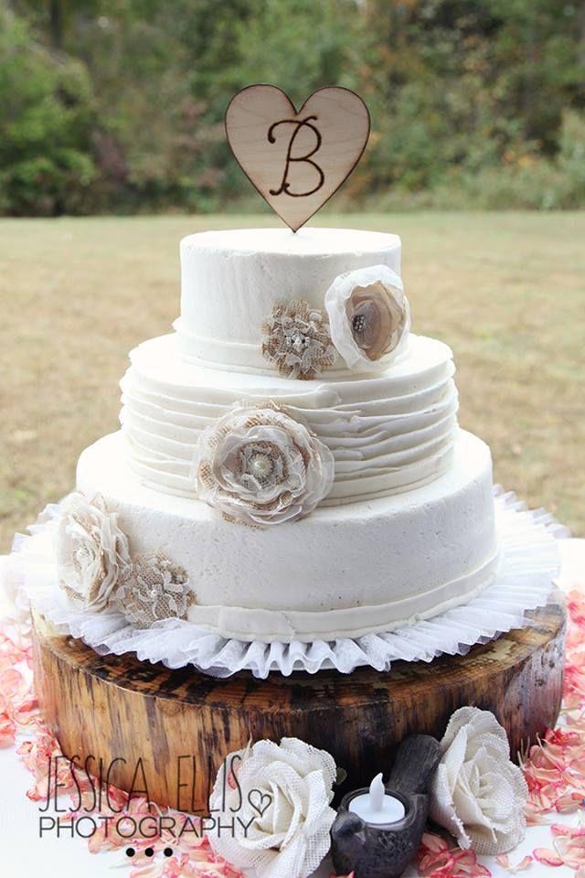 Wedding Cake Ideas For Rustic Wedding : Pinterest