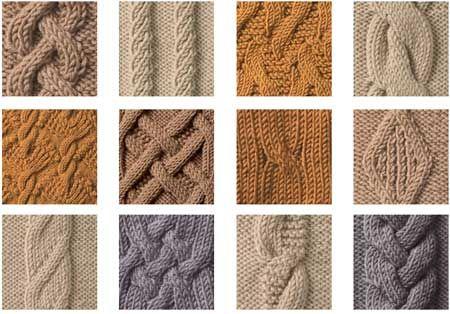 Vogue Knitting Stitches Library : Vogue Knitting Stitch Library Knitting and crochet inspirations Pinterest