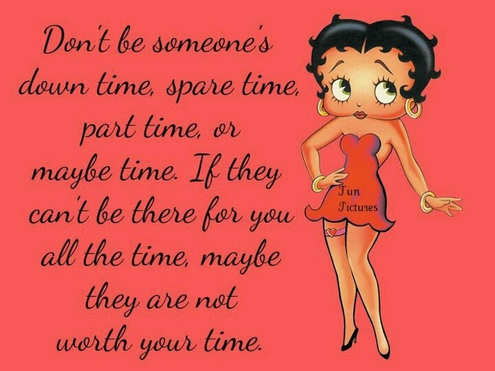 Betty boop quotes for facebook quotesgram - Betty Boop Quotes And Sayings Quotesgram