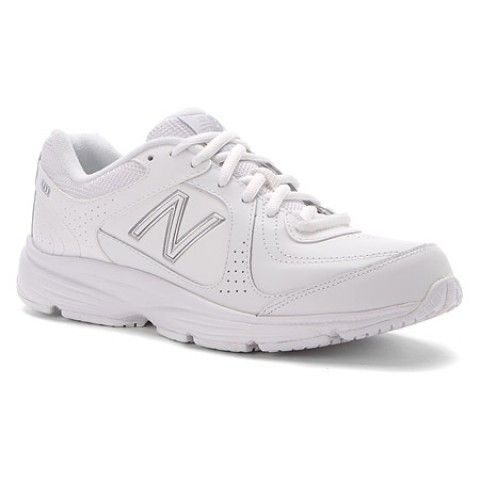 Womens New Balance Shoes WW411 White