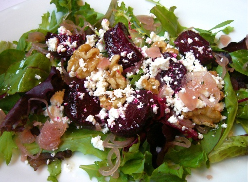roasted beets with citrus feta and walnuts roasted beets with citrus ...