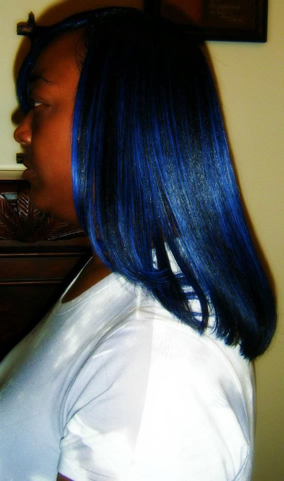 Red Remy Hair Tracks 72
