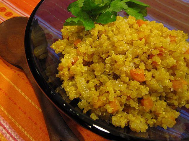 Quinoa Pilaf | Recipe