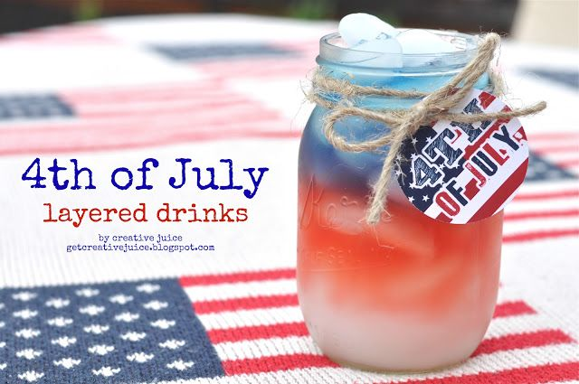 fourth of july drink recipes non alcoholic