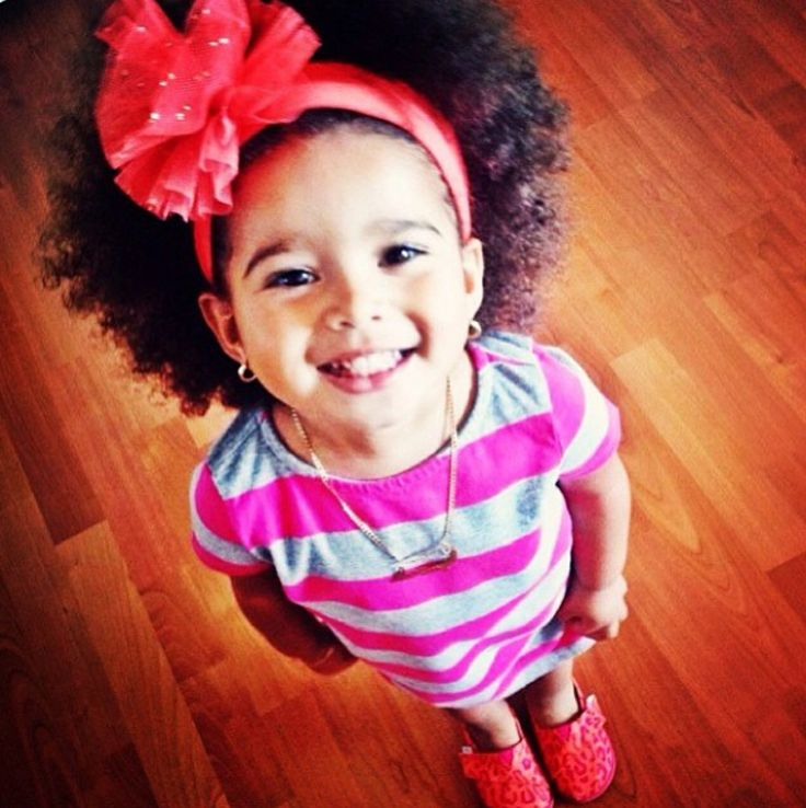 how to cut baby hair curly