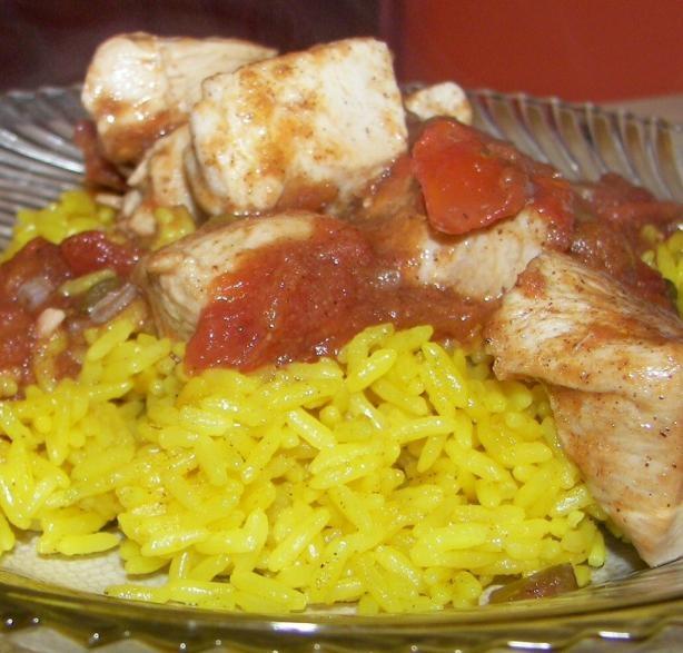 Garam Masala Chicken | Recipe
