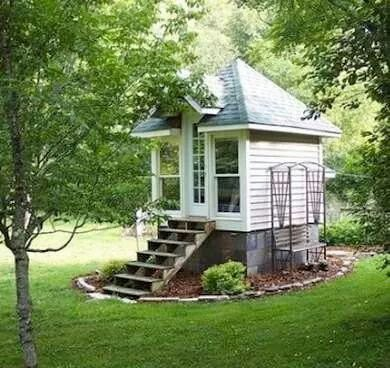 Conex box garages joy studio design gallery best design for Small house plans michigan