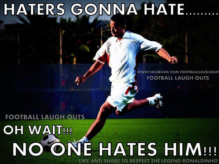 Ronaldinho Soccer Quotes Inspirational Quotes B...