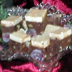 Irish Cream Truffle Fudge | Recipe