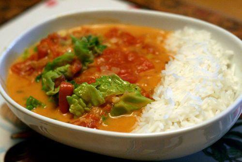 West African-style peanut soup | Food | Pinterest