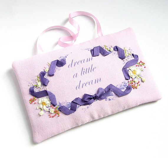 alice in dreamland lavender pillows and sachets favors for baby
