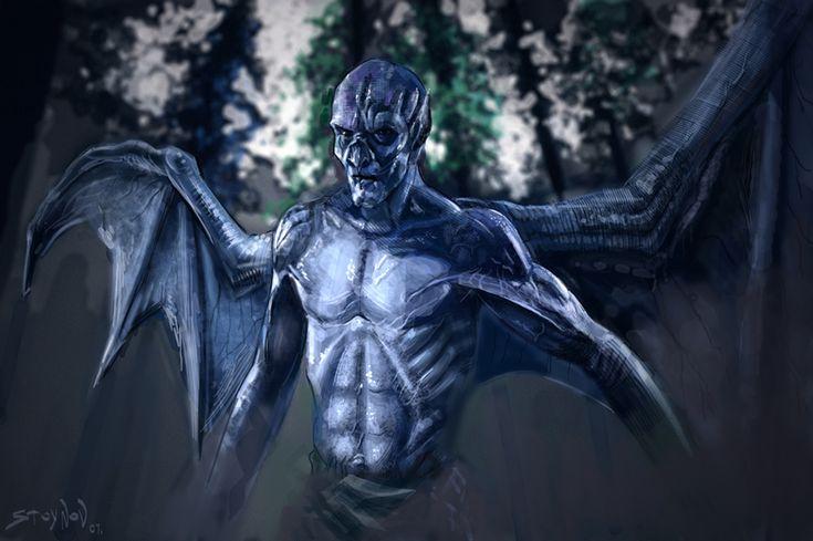 Marcus from Underworld Evolution