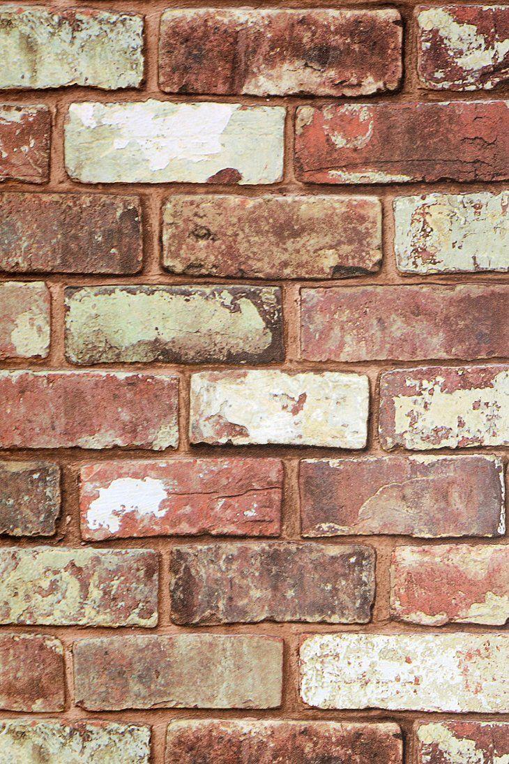 Faux Exposed Brick Exposed Brick Pinterest