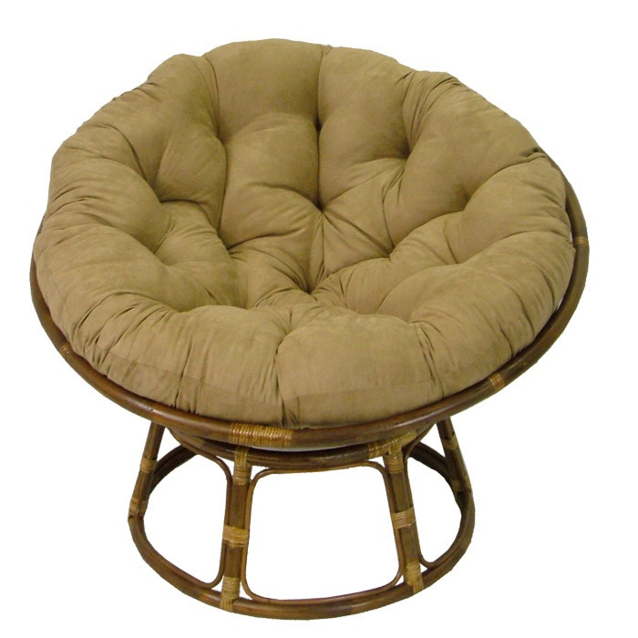 Papasan Lounge Chair For the Home