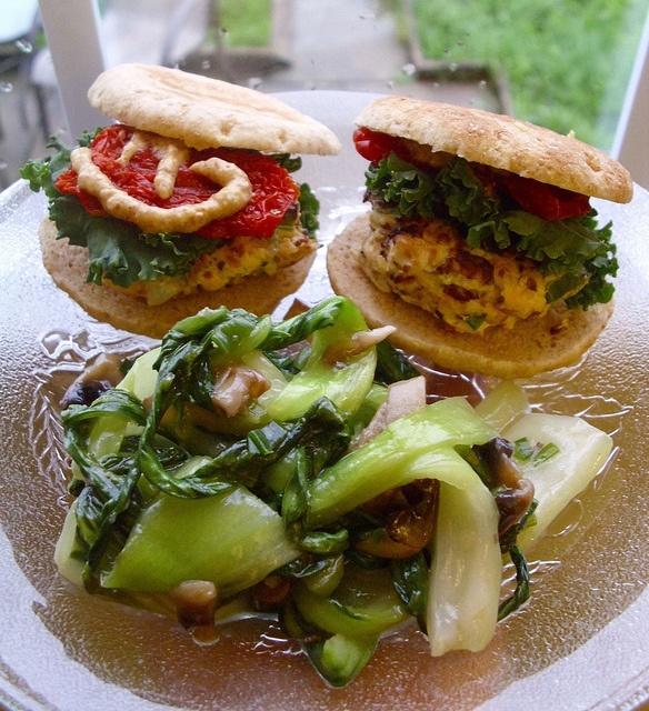 Sesame Salmon Burgers | Food | Pinterest