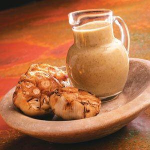 Roasted Garlic Vinaigrette Recipe | Taste of Home Recipes